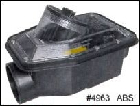 ABS Backwater Valve